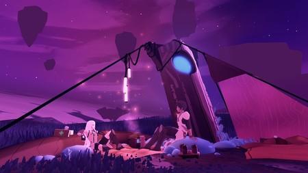 Haven es la nueva historia de amor interplanetaria de los creadores de Furi y no saldrá hasta 2020