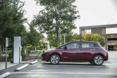Nissan LEAF Davos