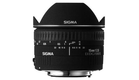 Sigma 15 Mm F2 8 Ex Dg Fisheye