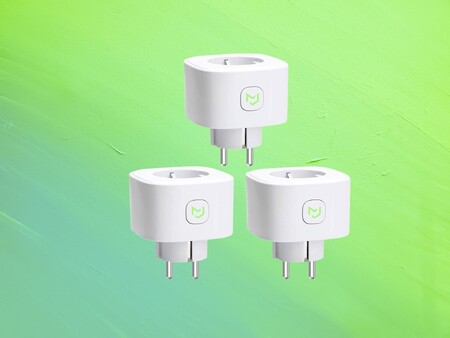 """Tres enchufes """"inteligentes"""" Meross a mitad de precio en Amazon: controla tu consumo eléctrico por 16 euros con este cupón"""