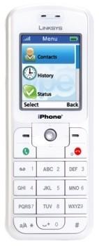 iPhone presentado por Linksys