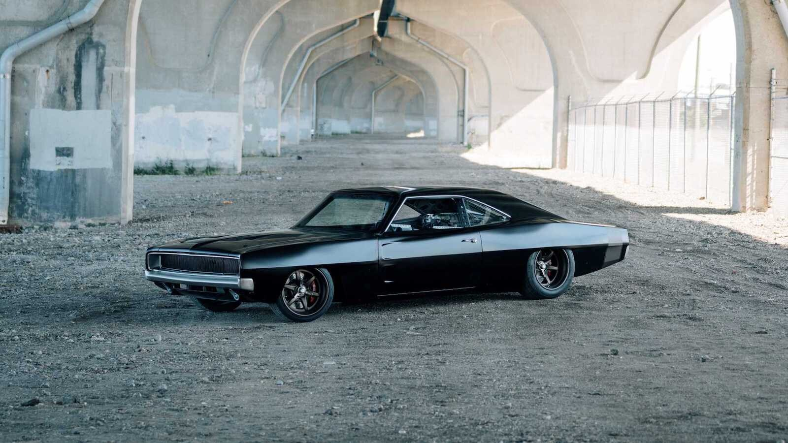 Foto de Speedkore Hellacious Dodge Charger 1968 (9/26)