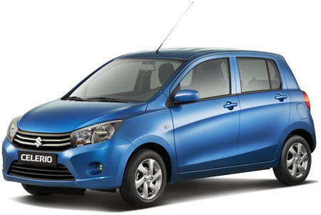 Suzuki Celerio, el reemplazo de Splash y Alto en Europa