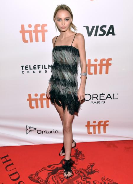 Natalie Portman Lily Rose Depp Toronto 2016 Planetarium 3