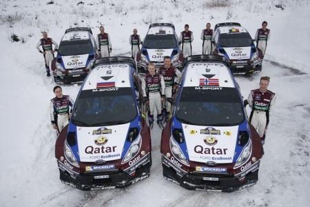 Resumen WRC 2013: Thierry Neuville salvó los muebles de M-Sport
