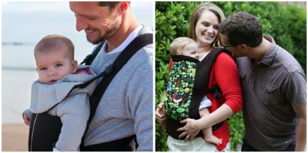 Cómo saber si una mochila portabebé es ergonómica: siete características en las que debes fijarte