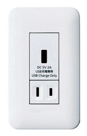 Panasonic sabe que lo necesitamos: la toma de pared con USB empieza su aventura en serio