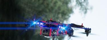 Como montar tú mismo un dron de carreras por poco dinero: guía de compras