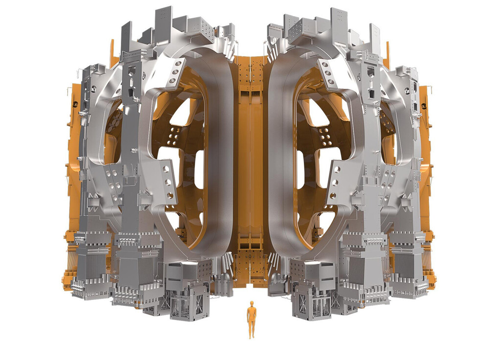 El imán más potente del mundo ya va camino del ITER: el