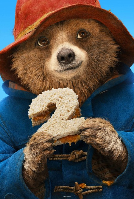 Paddington Two Poster