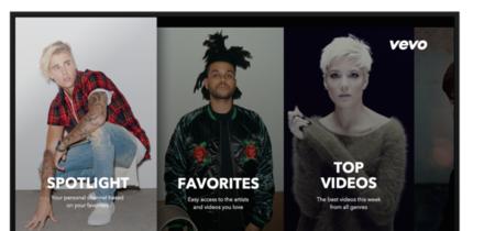 Vevo lanza su aplicación nativa para Apple TV