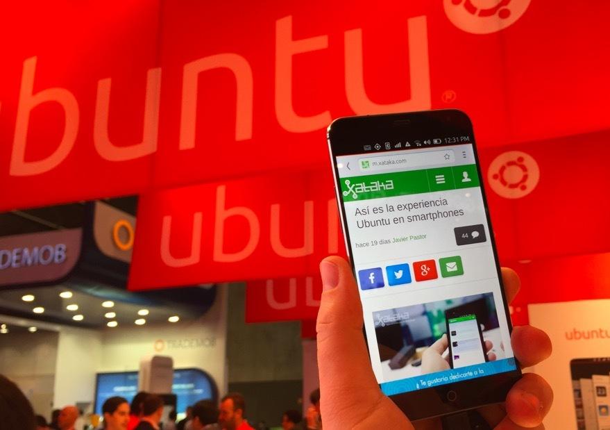Foto de Meizu MX4 con Ubuntu (13/13)