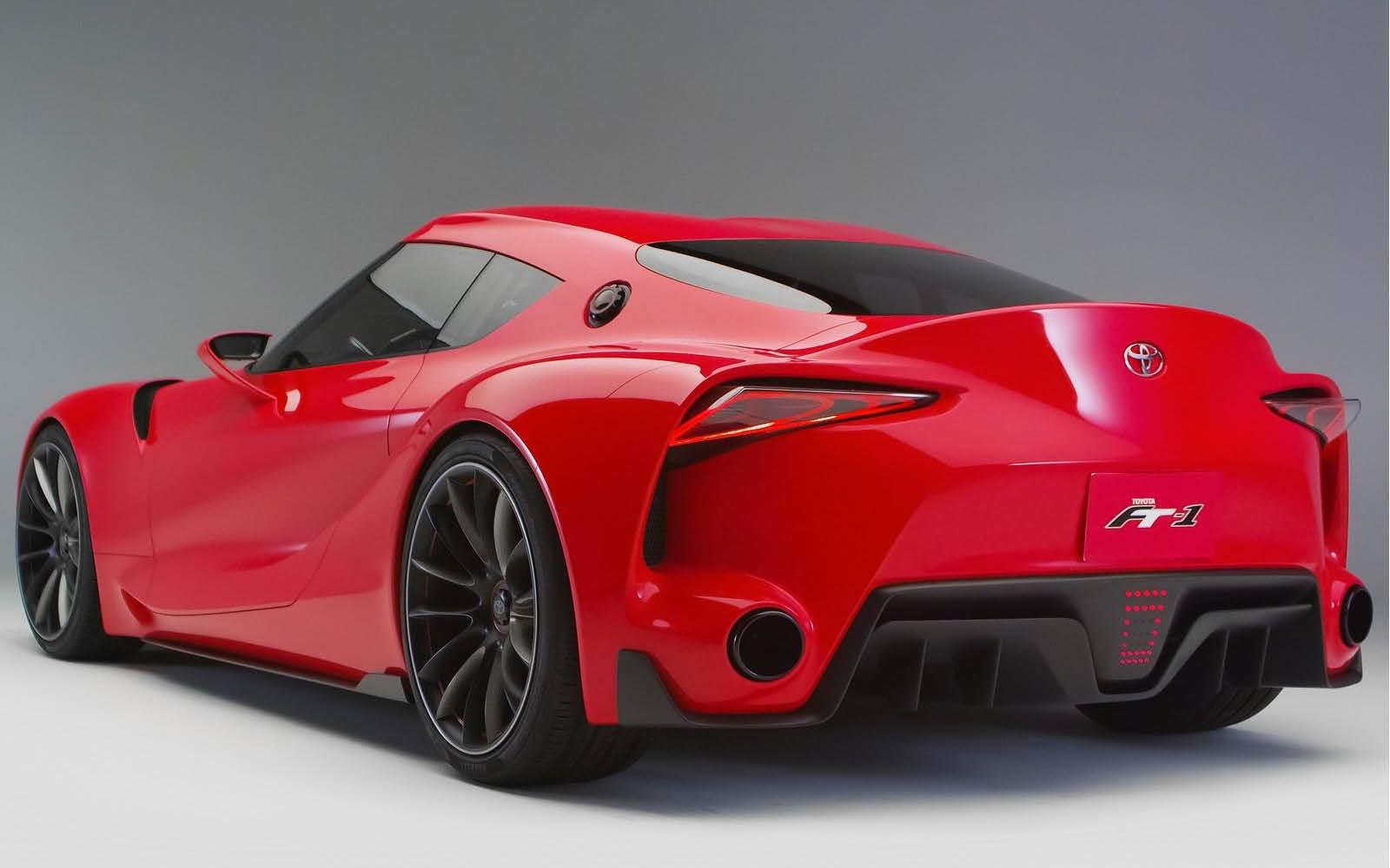 Foto de Toyota FT-1 Concept (20/31)