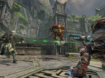 Quake Champions será free-to-play, pero se podrá pagar por él