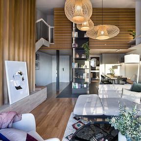 Puertas abiertas: Aunque no te lo creas, este apartamento firmado por Egue y Seta en Barcelona tiene tan solo 42 metros cuadrados