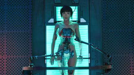Los secretos tras el fascinante traje de Scarlett en 'Ghost In The Shell': así fue el trabajo de Weta Workshop