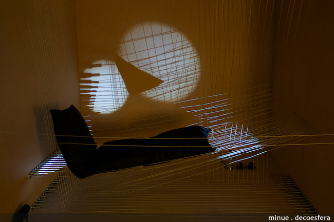 Foto de Ikea al cubo, arte con objetos de decoración (2/10)