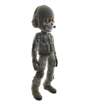 Modern Warfare 2 Avatar
