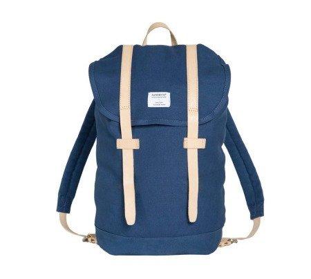 La mochila azul de Sandqvist