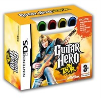'Guitar Hero On Tour': lista completa de temas. Ahora sí