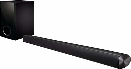 Por 79,95 euros podemos hacernos con la barra de sonido LG DSH3/SH2 gracias a eBay