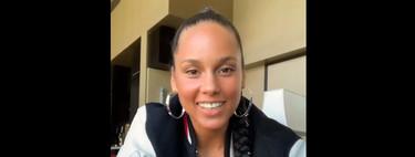 """""""Menos etiquetas, más expresión"""": la cantante Alicia Keys apoya a su hijo, quien tenía miedo a las críticas por pintarse las uñas"""