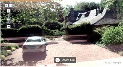 Visita la casa de Steve Jobs gracias a Google Street View