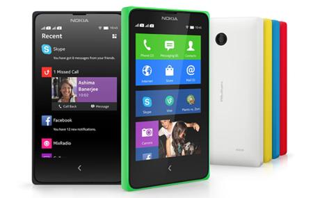 Nokia X aterriza en la India a un precio de unos 100 euros