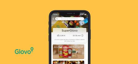 Glovo se une a la pugna de los supermercados online lanzando uno propio en Madrid
