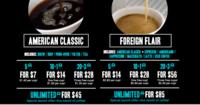CUPS, el Spotify de los cafés: 45 dólares al mes por café ilimitado