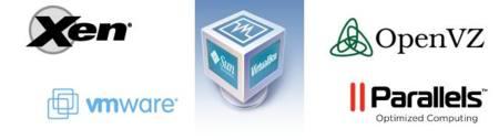Virtualización: introducción a los sistemas virtualizados