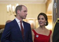 El vestido rojo de Preen con el que Kate Middleton nos enamora definitivamente
