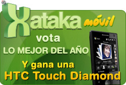 Gana un HTC Touch Diamond con Xataka Móvil