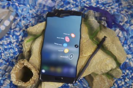 Galaxy Note 7 tendría variante con 6 GB de RAM y 128 GB de memoria interna