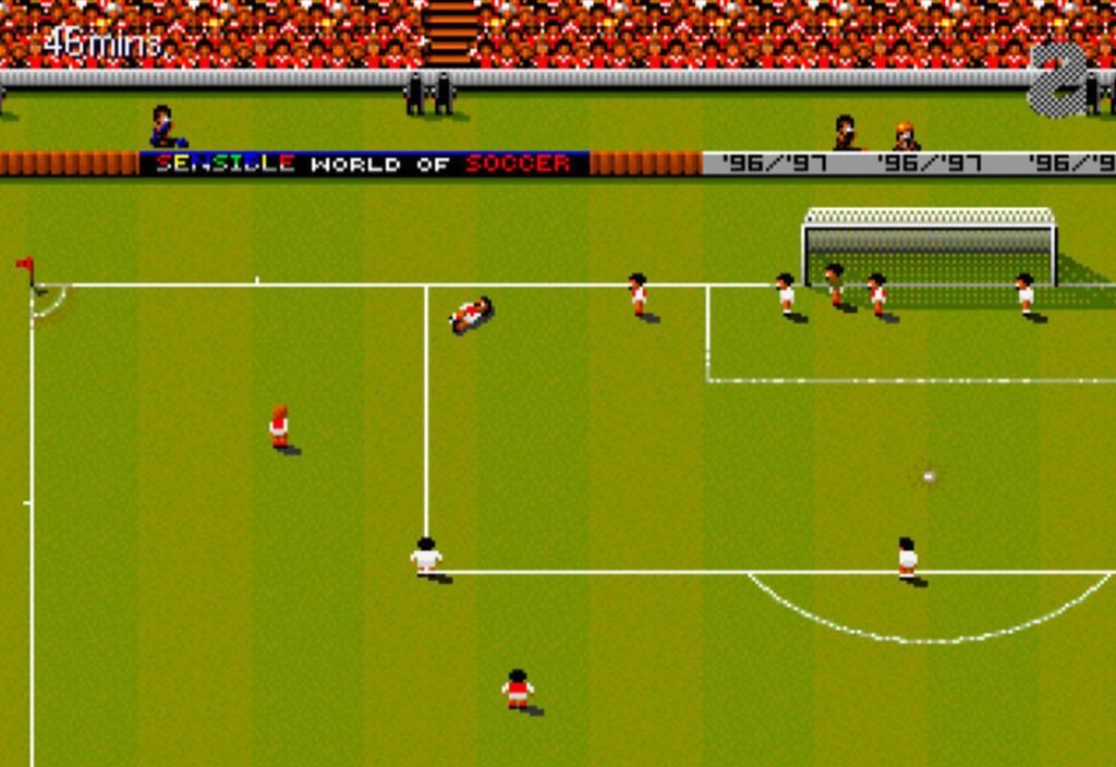 'Sensible Soccer' es el alucinante juego de fútbol de los 90 que tiene una legión de seguidores casi 30 años después