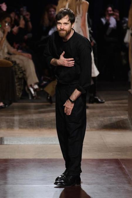 Christophe Lemaire se despide de Hermès