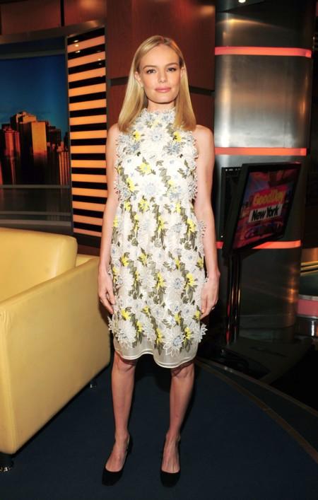 Kate Bosworth Good Day New York 2015 2