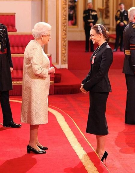 Stella McCartney, otra más a la que el Imperio Británico acoge en sus sajones brazos