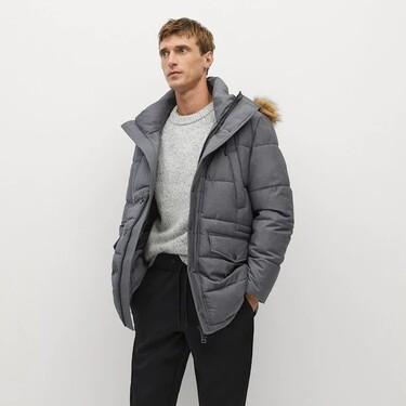 Sin miedo al frío: la colección con tejido termorregulador de Mango es perfecta para el invierno
