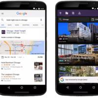 Google empieza a probar el streaming de apps desde sus búsquedas