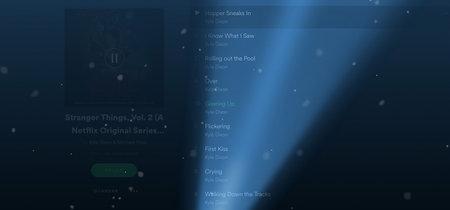 Cómo viajar al 'Mundo al Revés' de Stranger Things desde Spotify