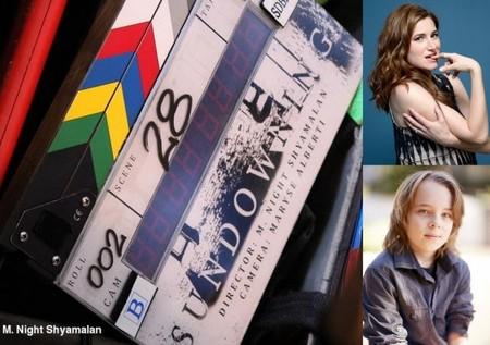 'Sundowning', la nueva y enigmática película de Shyamalan ya tiene protagonistas