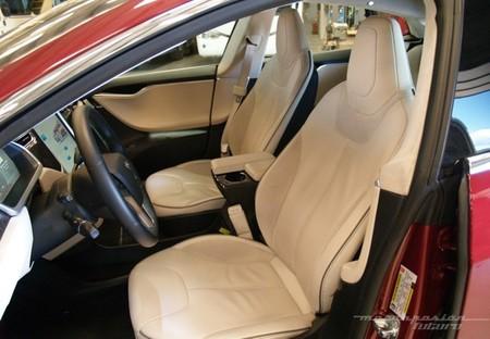 Tesla Model S prueba en Ibiza 23