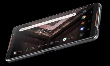 ASUS ROG Phone: pantalla OLED a 90 Hz, enfriamiento con cámara de vapor y bestial potencia para el mercado gamer