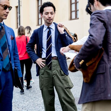 Zara, Bershka, H&M... Éstos pantalones y bermudas tipo cargo por menos de 10 euros son perfectos para pensar en looks de verano