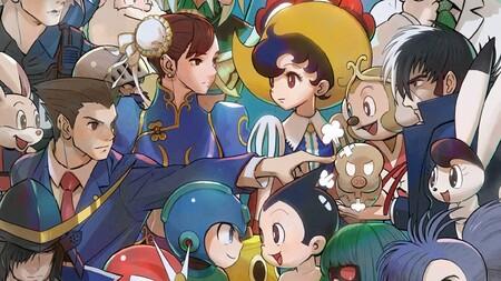 Así es la exhibición Capcom vs. Osamu Tezuka Characters, un doble homenaje a la cultura del videojuego y el manganime