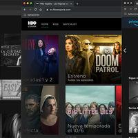 Si accedes a Netflix, HBO o Amazon Prime Video desde tu navegador estas son las importantes diferencias que vas a encontrar