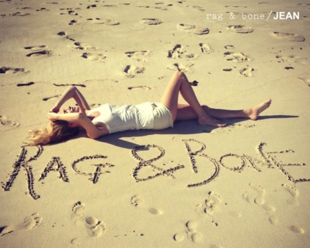 Poppy Delevingne es la última en apuntarse a la campaña DIY de Rag & Bone