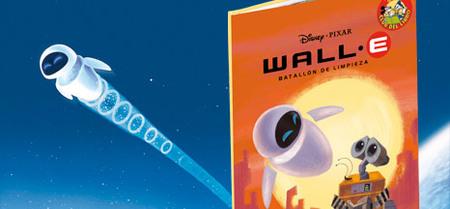 Consigue gratis el cuento de Wall-e
