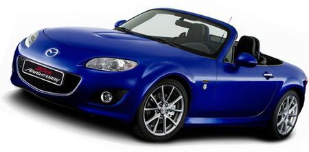 100.000 unidades del Mazda MX-5 vendidas en Reino Unido